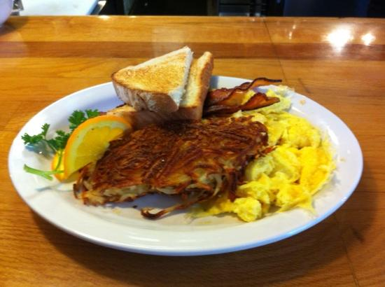 The Little Diner - temporary closed : ranch breakfast