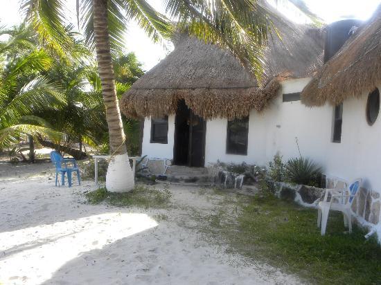 Kabah na: Cabana 1