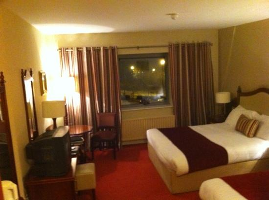 Scotts Hotel: good room