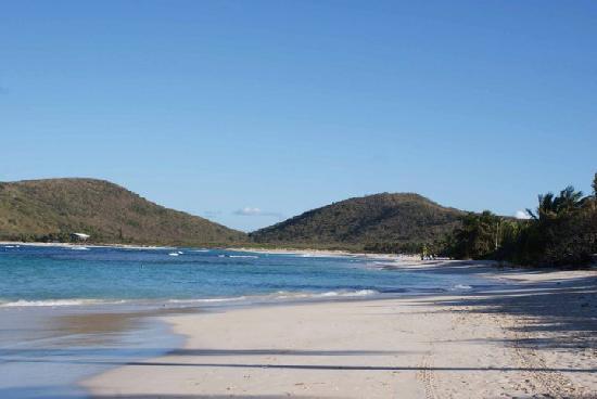 Flamenco Beach: beach