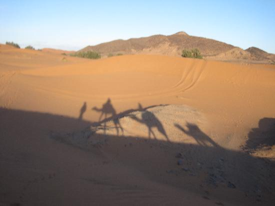 Aspects Of Morocco Day Tours: Erg Chebbi