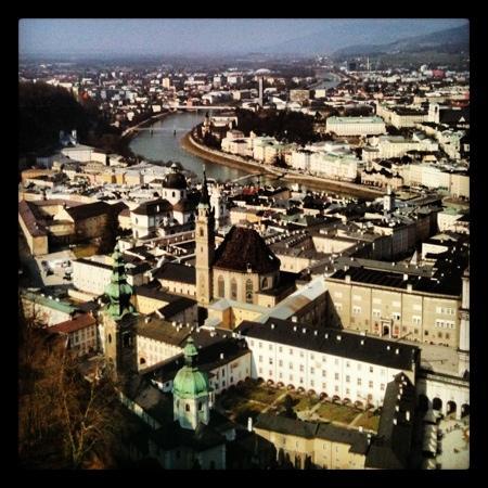 Hotel Ibis Wien Messe: panorama