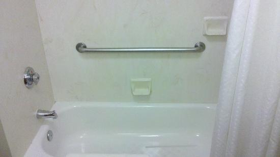 Holiday Inn Express Venice/Sarasota: Shower