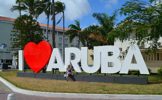Libero Stato dell'Orange, Aruba: I Love Aruba!
