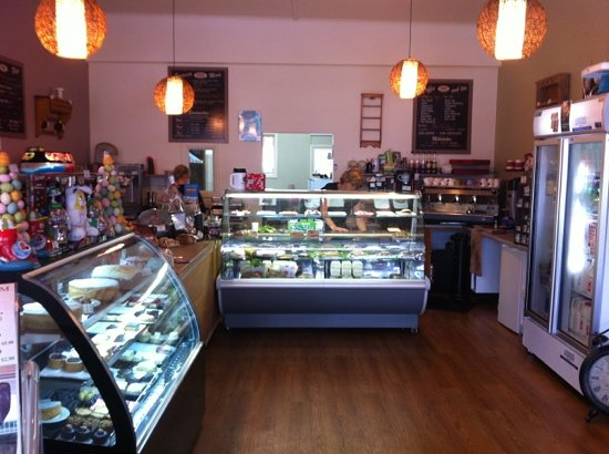Woodend Bakery Cafe