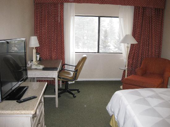 DoubleTree by Hilton Hotel Flagstaff: Desk & Chair