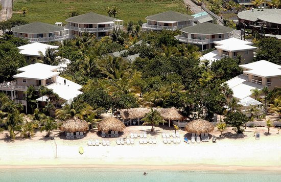 Paradise Beach Hotel: Paradise Beach Resort on West Bay Beach