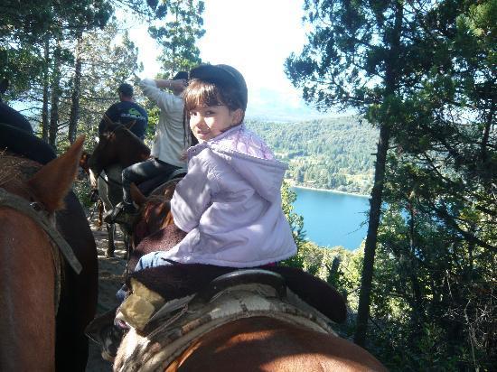 Cabalgatas Tom Wesley : Cabalgata a Cerro Campanario