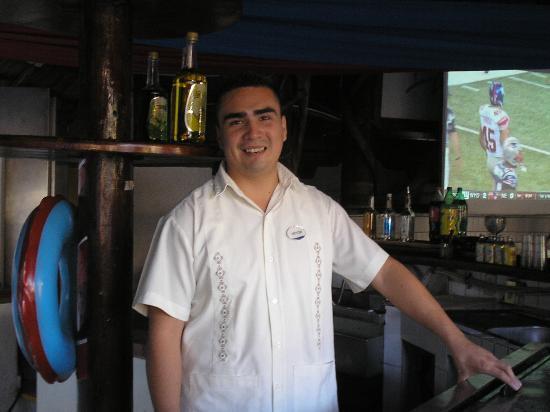 Hacienda Buenaventura Hotel & Mexican Charm All Inclusive : Victor