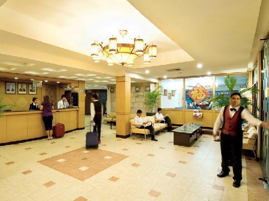 Mito Hotel: Lobby