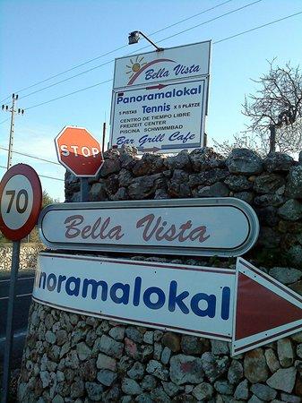 Cafeteria Restaurante Bella Vista