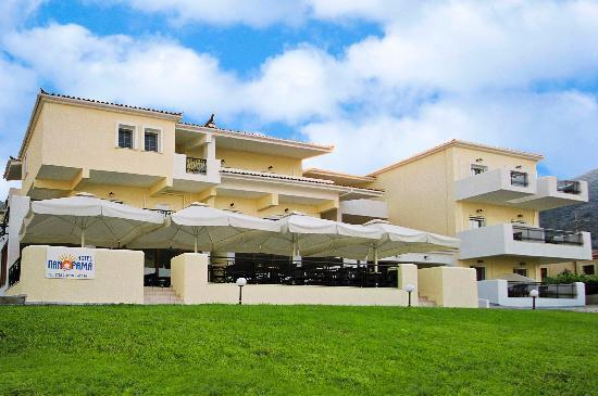 Panorama Hotel: exterior