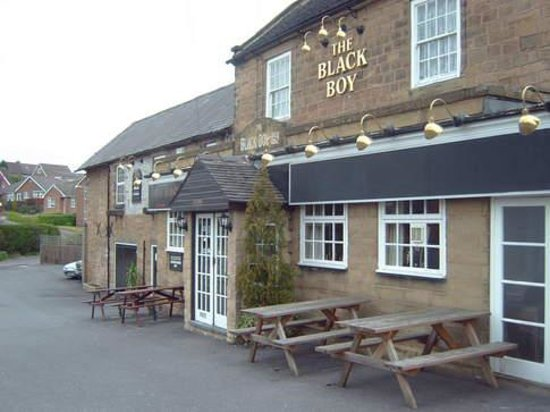 Belper, UK: Village pub