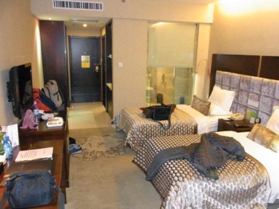 Aviation Hotel Luoyang : 部屋