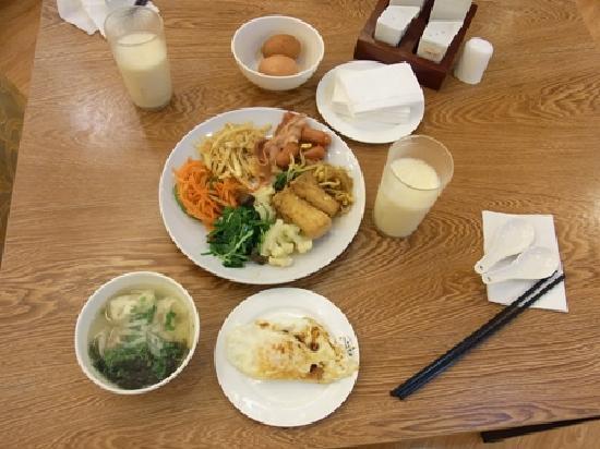 Anyang Hotel: 朝食