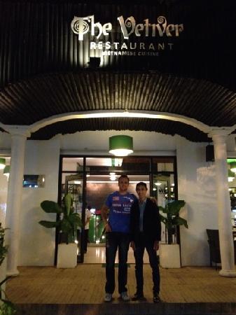 The Vetiver Restaurant, Hoi An