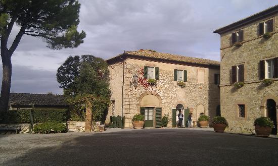 Hotel Borgo San Felice: Отель