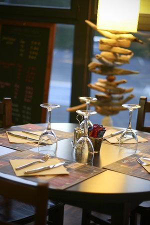 L'Ilot Pirate: La Brasserie