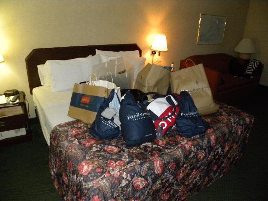 Ramada Hawthorne/LAX: letto big size