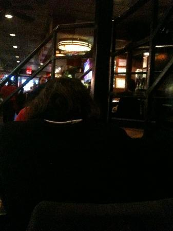 TGI Friday's : View of the bar