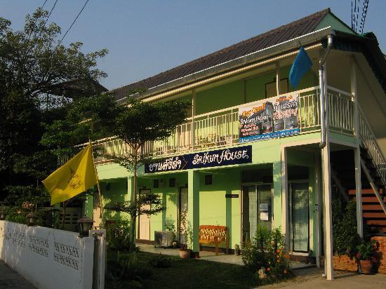 Srikum House: von aussen