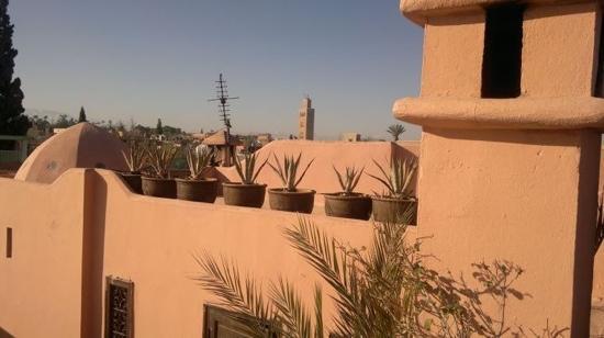 Dar Naima: The roof