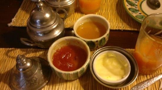 Dar Naima: Breakfast