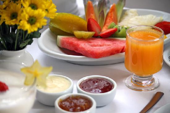 Pousada do Ouro: Breakfast Buffet