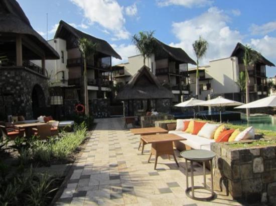 Angsana Balaclava Mauritius: main area
