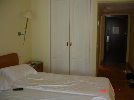 Botel Alcudiamar Hotel : hotelroom