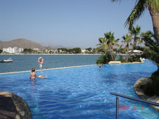 Botel Alcudiamar Hotel : stunning