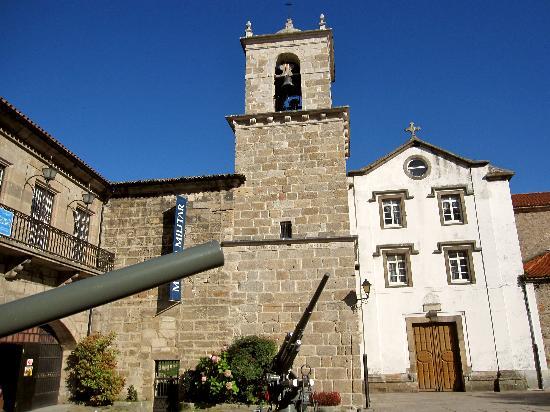 Regional Military Museum : Vista de la entrada: Museo Militar