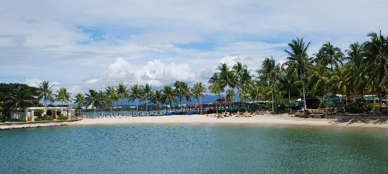 Shangri-La's Tanjung Aru Resort & Spa: Beach
