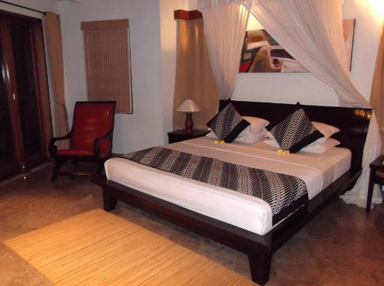 Villa Orchid Bali: Bed