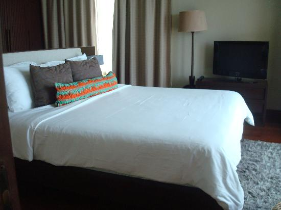 ShaSa Resort & Residences, Koh Samui : My beD