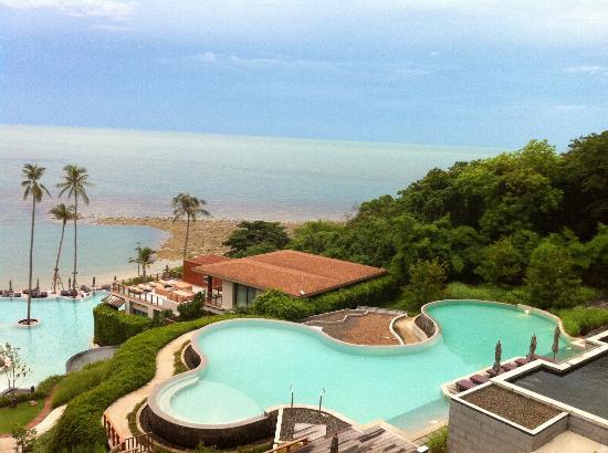 ShaSa Resort & Residences, Koh Samui : Landscape