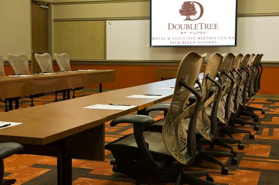 Executive Meeting Center at Doubletree by Hilton Hotel Palm Beach