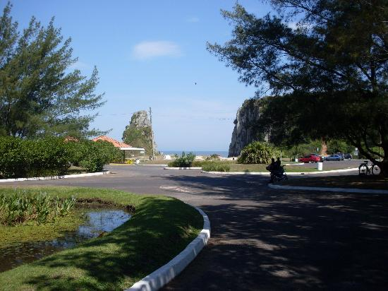 Praia Guarita: Parque da Guarita