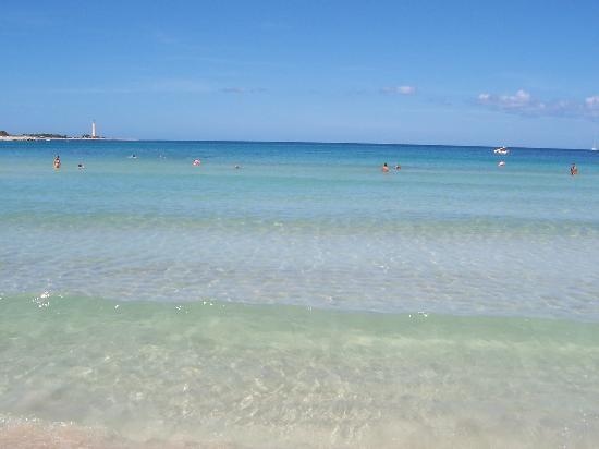 Spiaggia di San Vito lo Capo: Spiaggia S.Vito Lo Capo sett.2011