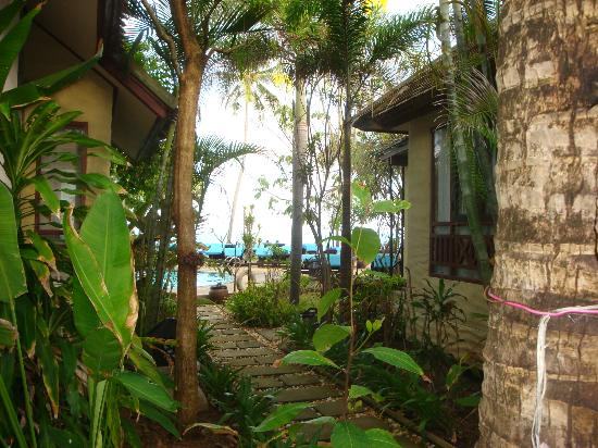 Rummana Boutique Resort: strand