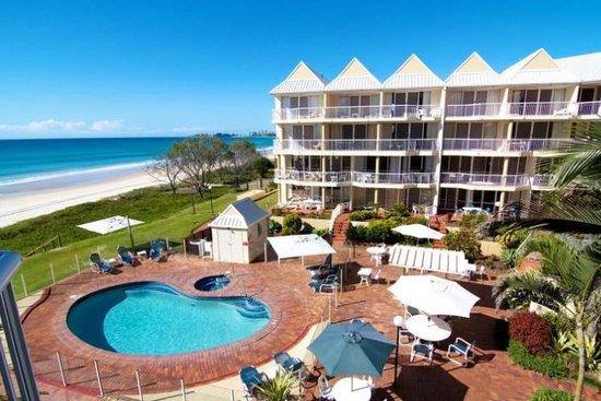 Crystal Beach Holiday Apartments