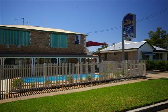 Comfort Inn Harvest Lodge: Harvest Lodge Motel