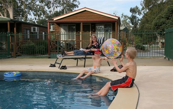 Lake Fyans Holiday Park
