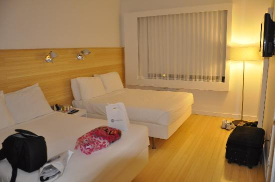 Greenview Hotel: Foto do quarto