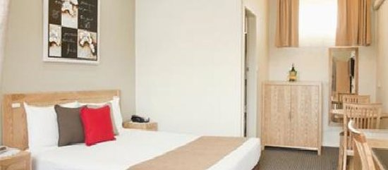 Best Western Endeavour Motel : BEST WESTERN Endeavour East Maitland Motel