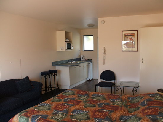 Mediterranean Motel Kaikoura: Comfort Inn Kaikoura Mediterranean