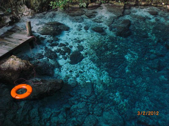 Scape Park at Cap Cana: Hoyo Azul
