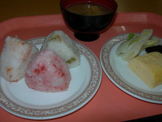 Wakayama Daiichi Fuji Hotel : 朝食