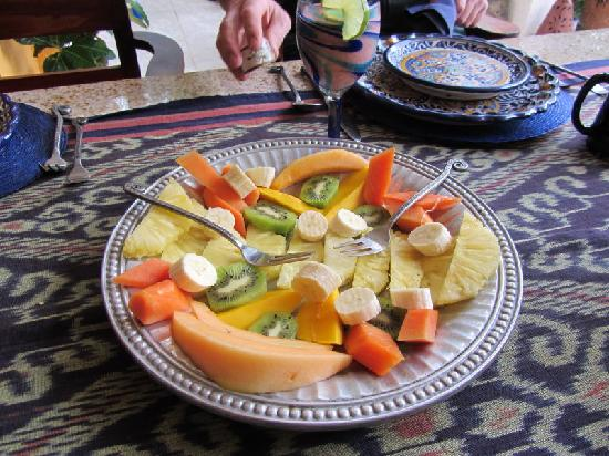 Casa Amor Del Sol: Fruit Platters