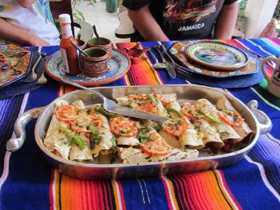 Casa Amor Del Sol: Breakfast 1
